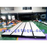 Dwf a quattro vie Inflatable Air Track, Inflatable Air Tumble Track per Gym