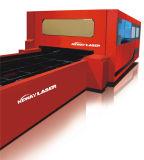 Ipg/Raycus 1000W Faser-Laser-Ausschnitt-Maschine mit Gehäuse und wert sein Ladeplatte
