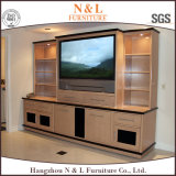 Wooden economico Lacquering TV Stand con Stylish Design