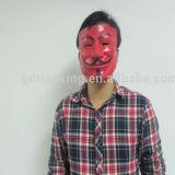 Máscara V do partido de Halloween da promoção para a máscara da vingança