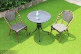 알루미늄과 메시 옥외 의자