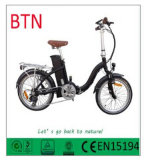 2015 venta caliente 250W 20 pulgadas plegable bicicleta eléctrica