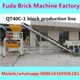 Deutschland-Technologie-feste Block-Ziegelstein-Maschine mit Qualität