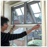 Экран мухы окна пожаробезопасной сетки франтовской приспособленный свертывая