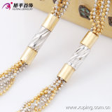 Environmental 구리 42671에 있는 형식 Xuping Multicolor Bead Women Neckalce