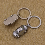 Laser Printing Logo Metal Keychain Custom Sale para Promotion Activity