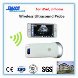 Punta de prueba sin hilos del ultrasonido para el teléfono móvil del iPad del iPhone