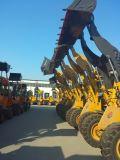 Pequeño cargador de la rueda Zl940 con Ce y la ISO