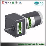 мотор 12V 25W щеточного устройства DC 80mm микро-