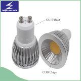 lumière de la tache LED d'ÉPI de 3W 5W 7W E27/GU10