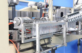 Garrafa de água mineral plástica automática cheia do melhor Sell de 6 cavidades que faz a máquina