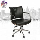 Vector de los muebles de oficinas y silla/silla de eslabón giratorio de la habitación