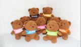 Klantgerichte Netten van de Teddybeer van de Stijlen van het Speelgoed van de Pluche Diverse