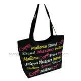 多彩な印刷のロゴのポリエステルショッピング・バッグ