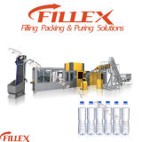 Drinking Water를 위한 부는 Filling Capping Combiblock Filling Machine