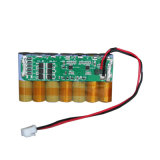 SuperCapacitor Rechargeable 25.9V 18650 Li Ion Battery Pack