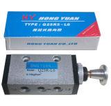Пушпульный тип Q23r5-L6 обращая клапан в стеклянной машине