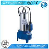 Bomba submergível de Hud para a irrigação com poder de 0.75HP~2HP