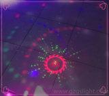 ナイトクラブのための極度の宇宙LED魔法の球ライトをつける装飾の効果