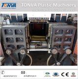 Pneumatischer doppelter Plastikextruder-durchbrennenmaschine der Station-1L für pharmazeutische Flasche