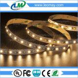 Luz de tira del CCT SMD2835 24V LED con Ce y RoHS
