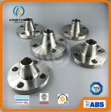 Flange del tubo dell'acciaio inossidabile dell'ANSI B16.5 Wp304/316 Class150 RF/FF (KT0370)