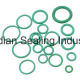 Grüne Gummiring-Dichtungs-Qualität
