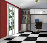 600*600 Super Azulejo de suelo Polished negro de la porcelana (WR-HJ620A)