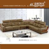 上のグレーンレザーのソファーはセットした(816)