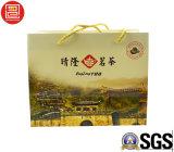 Bolso del papel de imprenta/bolsa, bolso de compras del papel/Plastic/PVC de la manera con la insignia impresa, bolsa del regalo