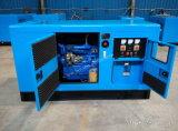 Tipo conjunto de generador diesel de potencia 5kw~250kw del pabellón del motor diesel de Weichai