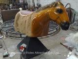 [بولّ] آليّة (حصان حجر السّامة) لأنّ عمليّة بيع
