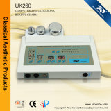 Aplicación Micro-Actual ultrasónica de la belleza usada en clínica médica