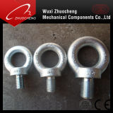 Сверхмощное Zinc Plated DIN580 Eye Bolt с DIN582 Eye Nut