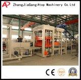 Bloco hidráulico que faz a máquina a máquina de fatura de tijolo concreta