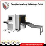 Machine de lecture de rayon X de scanner d'aéroport lumineuse par bas