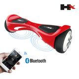 Hx 공장 도매 6.5 인치 전기 스쿠터 2 바퀴 Bluetooth를 가진 전기 지능적인 평형 바퀴 Hoverboard