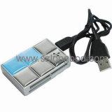 1人のSDのカード読取り装置の卸売USB 2.0すべて
