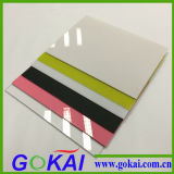 Acrylic nero Sheet con Matt o Glossy Surface