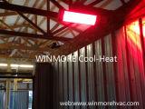 Calentador infrarrojo del patio del calentador del calentador de la pared para los varios lugares