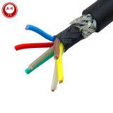 cabo distribuidor de corrente flexível de baixa tensão 450/750V