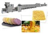 Cadena de producción frita popular de los tallarines inmediatos