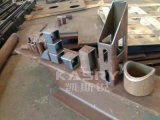 Tagliatrice della sezione della casella e del tubo