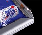 Доски меню рамки алюминия коробка щелчковой светлая