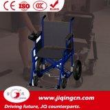 Poids léger de haute énergie pliant le fauteuil roulant électrique avec du ce