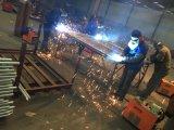 As4687 panneaux de clôture provisoires normaux OD maille 60mm x 150mm x 4.00mm de pipes de 32 x de 2.00mm