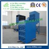 Accumulazione di polvere orizzontale della cartuccia di Ccaf per depurazione d'aria industriale