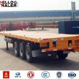 Flatbed Aanhangwagen van de 3axle40FT 40tons Container voor Verkoop