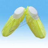 ボーリングの使用のための使い捨て可能な医学の非Woven/PP/SMS/PP+PEのソックスカバー