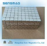 Aimants cubiques N45sh, N55 de néodyme de NdFeB